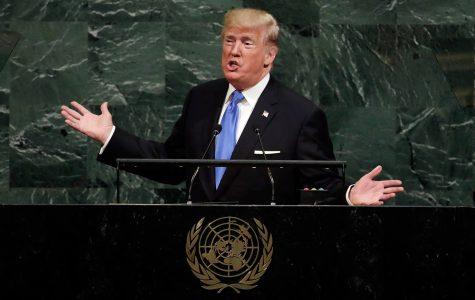 Donald Trump's First UN Speech