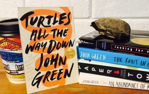 Turtles All The Way Down; John Green's Upcoming Novel