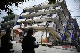 Powerful Earthquake Ruins Mexico City