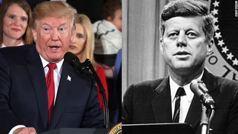 JFK Conspiracy Brought to Light by Trump