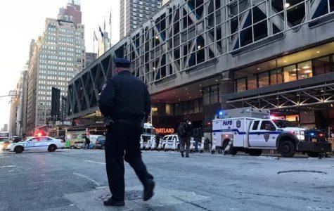 Terror in Manhattan