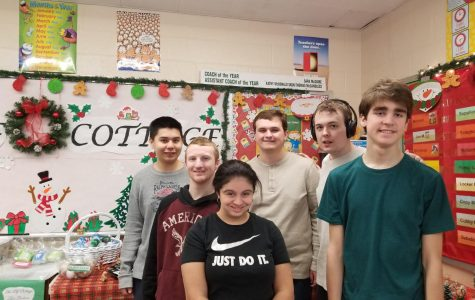 The Elf Cottage!  A Successful Fundraiser in LHS