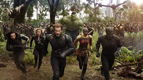 First Avengers: Infinity War Trailer Breaks Internet
