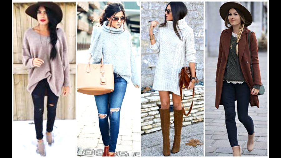 Cool Winter Fashion for the Cold