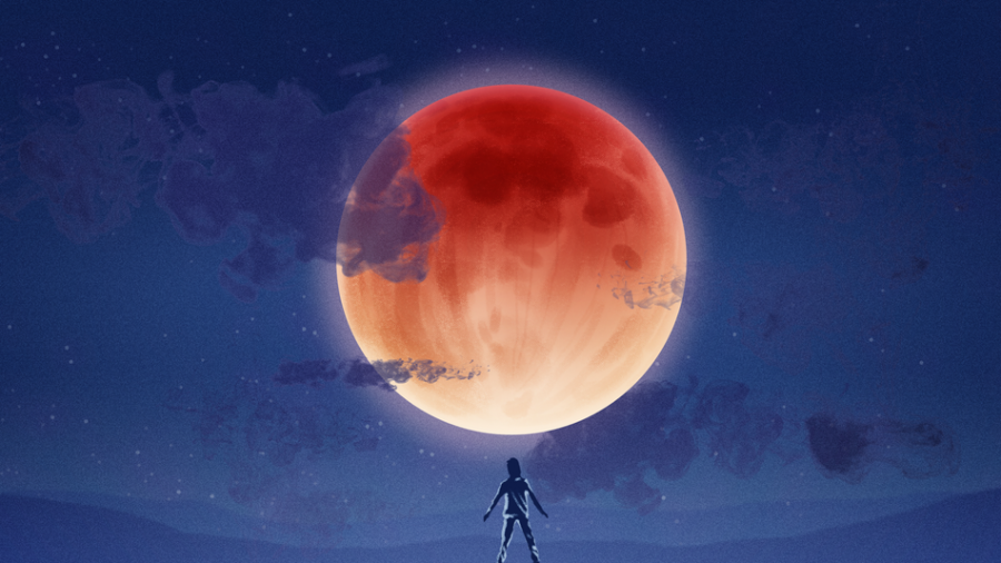 The Super Blue Blood Moon is Back... 150 Years Later!