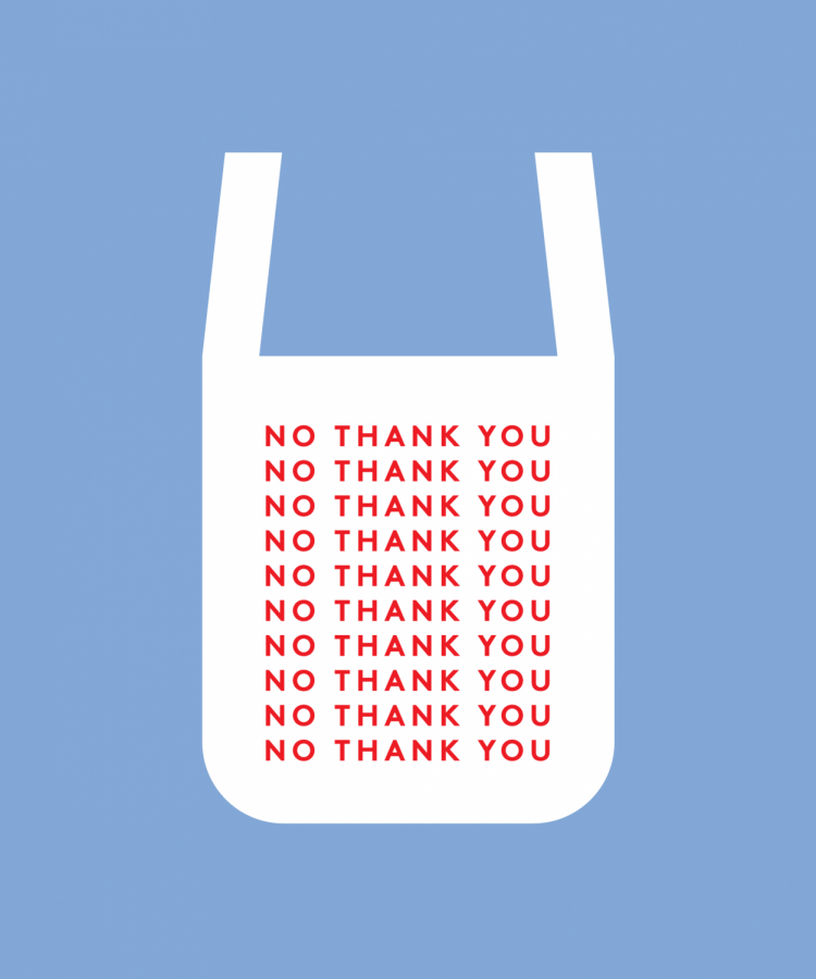 No Thank You Suffolk County Places New Law On Plastic Bags The