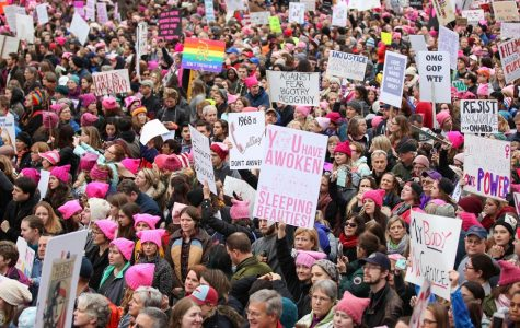 No Steps Back at the Women's March