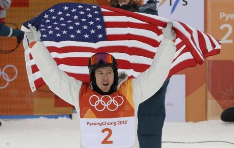 Shaun White Wins Gold With a Near Perfect Score!