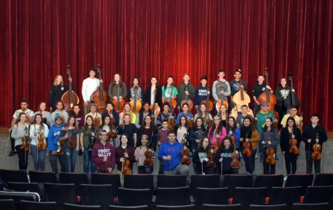 Changes for the Lindenhurst Orchestra!
