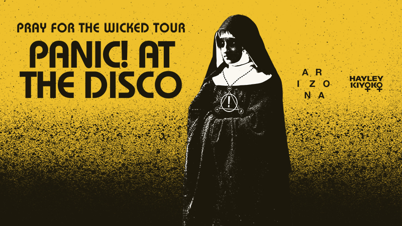 Panic%21+at+the+Disco%27s+New+Album%3A+%22Pray+for+the+Wicked%22