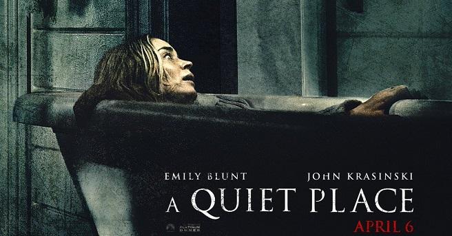 'A Quiet Place' Gets Loud Reviews