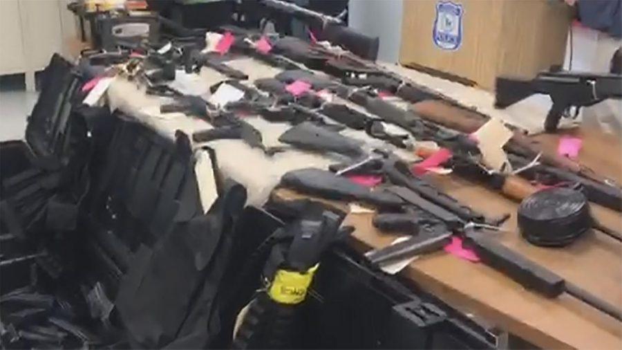 Gun Threat to School By Lindenhurst Man