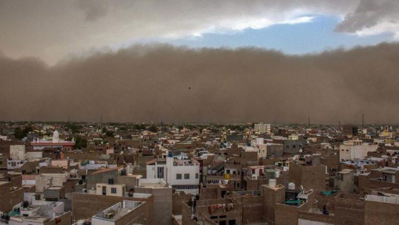 Dust+Storms+in+India
