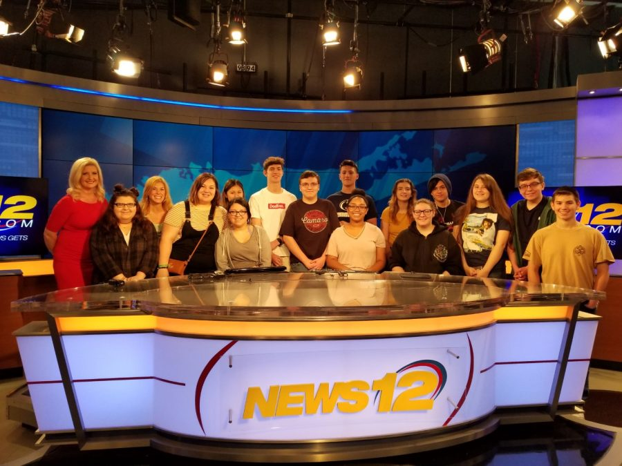 The CST Visits News 12