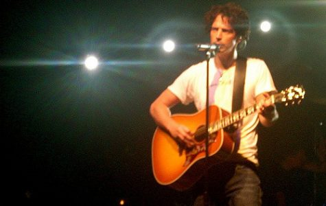 Chris Cornell New Compilation Record and Mental Health's Effect on Hard Rock