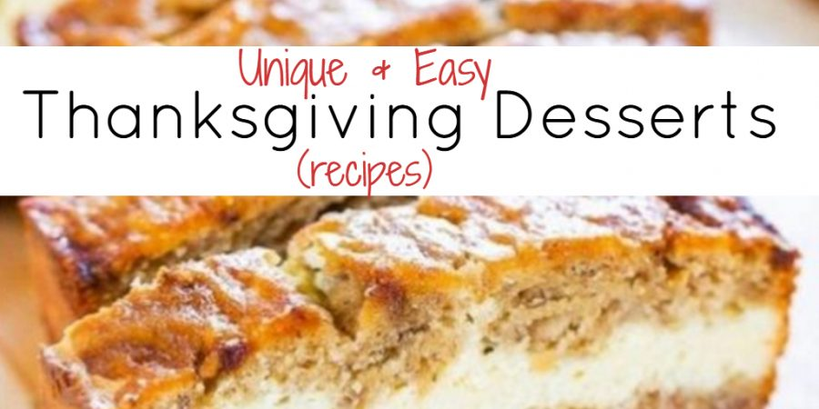 10+Creative+Thanksgiving+Desserts