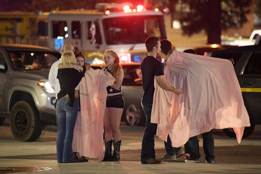 12 Dead in Thousand Oaks Shooting