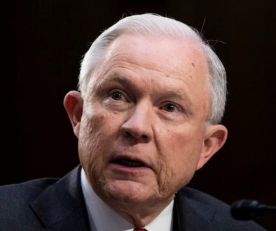 End of the Session for Jeff Sessions