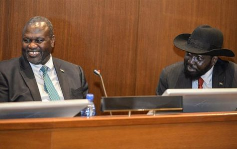 South Sudan Peace Agreement