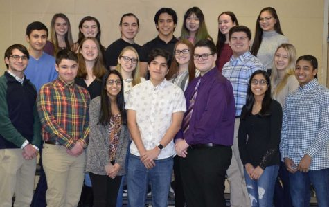 "Lindenhurst Thespians Puts On ""All In The Timing"""