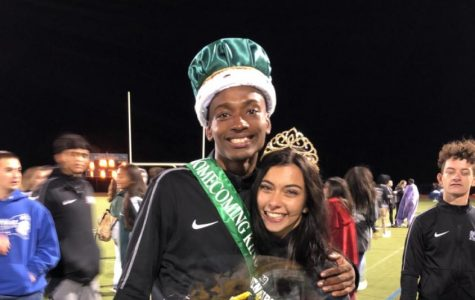2019 Homecoming King and Queen