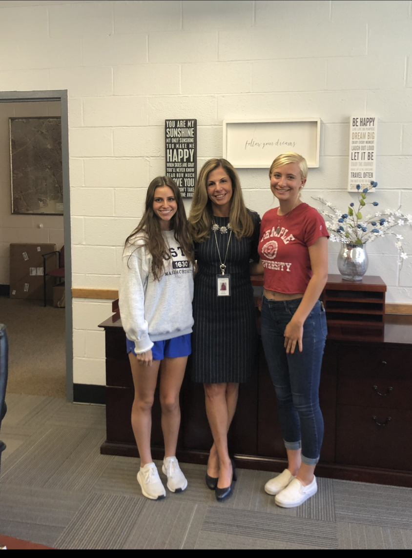 Welcome to the LHS Dr. Brodie!