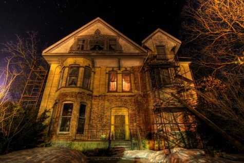 Long Island Haunted Houses