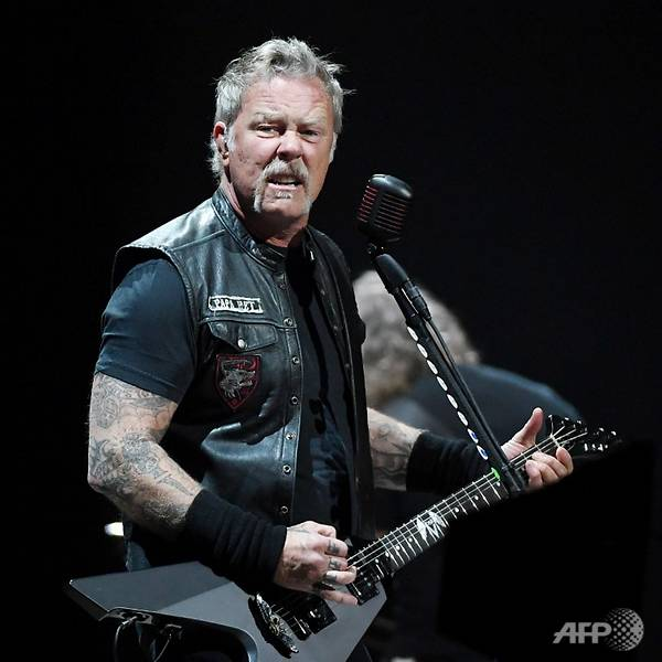 James Hetfield Enters Rehab, Substance Abuse and Metal