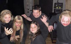 Drama Club Haunted House