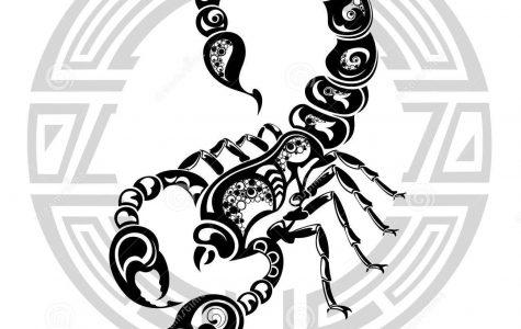Zodiac of the month: Scorpio