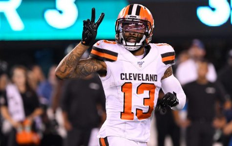 Browns All-Pro Wide Receiver Odell Beckham Jr.