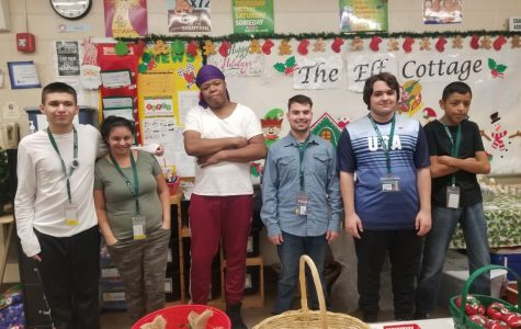 The Elf Cottage Spreads Holiday Cheer