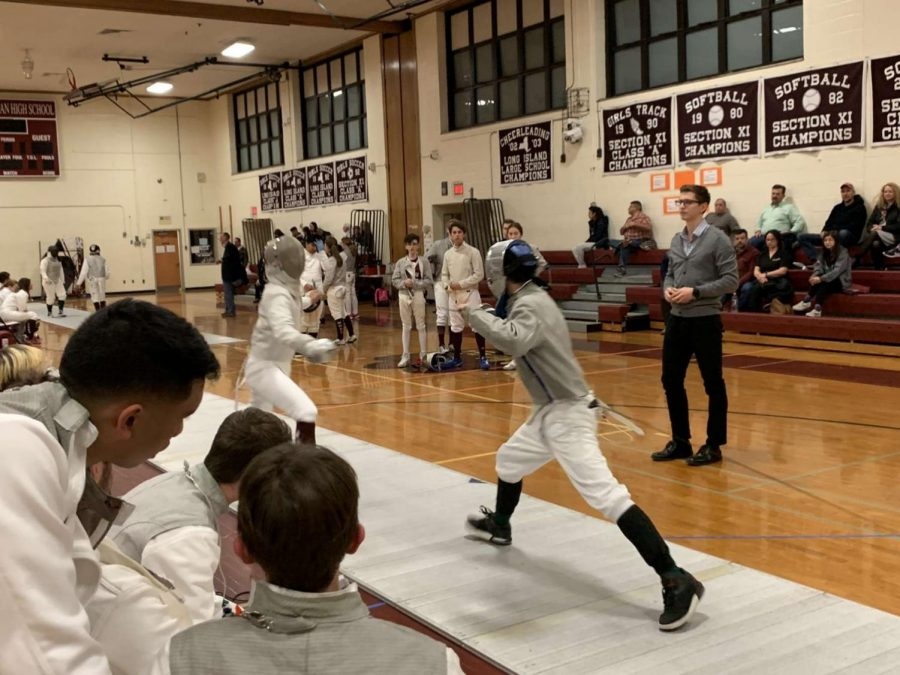 Fencing: An Up-and-Coming Sport