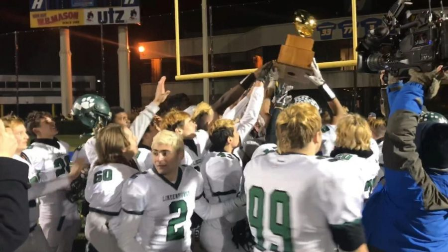 The Lindenhurst Bulldogs Have Secured the Long Island Championship!