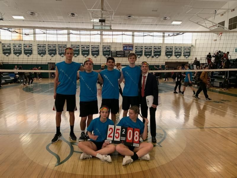 Winter Volleyball Tournament 2019