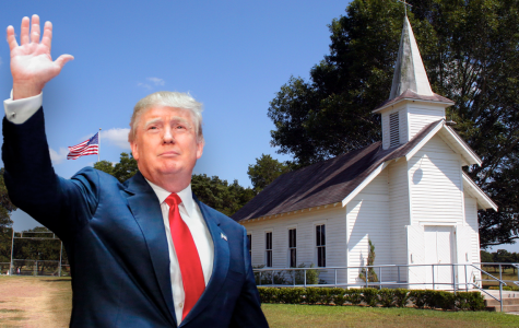 Trump Says Churches Are