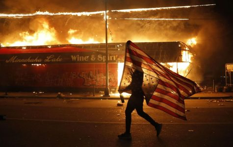 Riots in Minneapolis