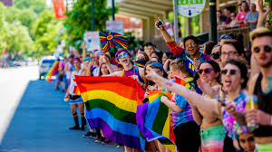 Annual Pride Parade in Philadelphia
