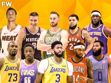 NBA Offseason Predictions