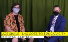 LHS Goes to 50%