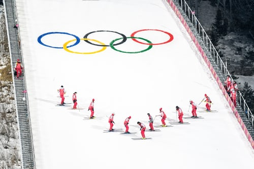What has COVID-19 done to the Olympics?