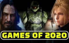 Top Ten Video Games of 2020