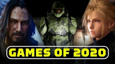 Top Ten Video Games of 2020