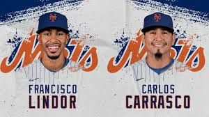 Mets Complete Blockbuster Deal For Francisco Lindor, Carlos Carrasco