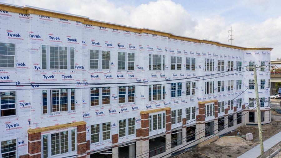 Apartment Complex in Development in Lindenhurst