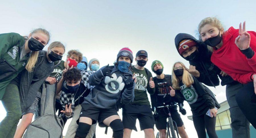 Lindenhurst+Track+Athletes+React+to+Safety+Measures