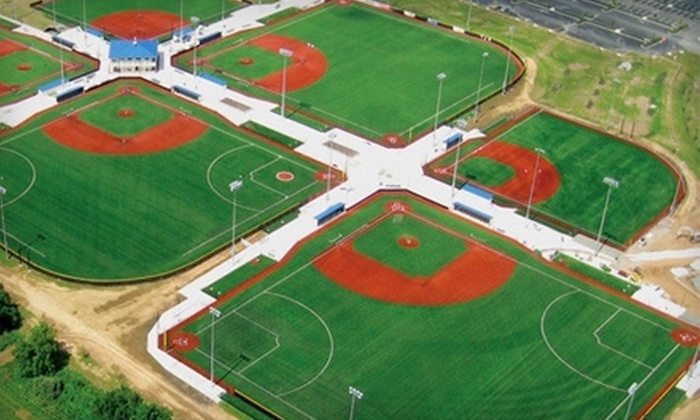 Diamond Nation Baseball Complex (Flemington, NJ)