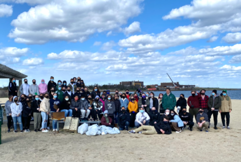 Earth Day Beach Clean-Up