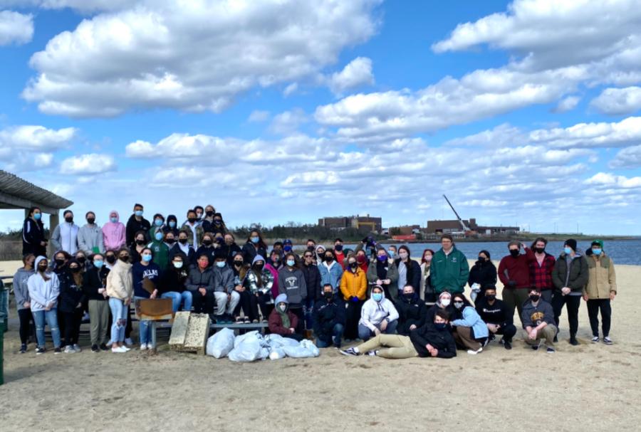 Earth+Day+Beach+Clean-Up