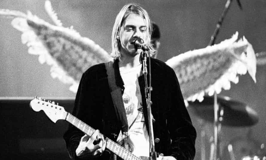 Kurt Cobain's 27th Death Anniversary